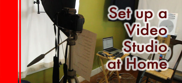 Groovy Setting Up A Home Studio For Youtube Online Video For Life And Largest Home Design Picture Inspirations Pitcheantrous