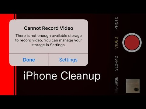 how to make space on iphone how to clean up your iphone and make more space 18917