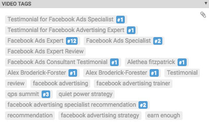 Client Testimonial for Facebook Advertising Expert Online Video – Online Advertising Specialist