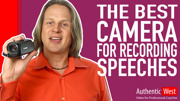 Best Camera For Recording Speeches